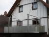 Edelstahl Balkon Lautenbach