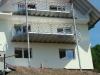 Edelstahl Balkon Bühl