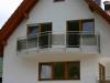 Edelstahl Geländer Glas Altdorf