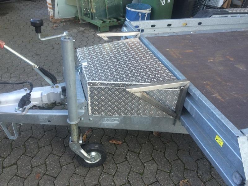 Aluminium Sonderanfertigung Box