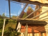 Terrassendach Kappelrodeck Edelstahl 3